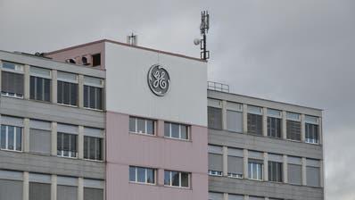 Büros und Fabrik der GE General Electric in Oberentfelden (ehemals Sprecher + Schuh) (Daniel Vizentini (dvi) / Aargauer Zeitung)