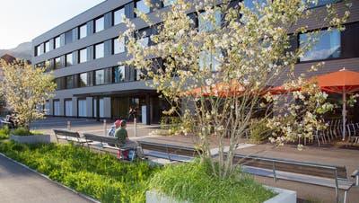Das Kantonsspital Obwalden. (Bild: PD)