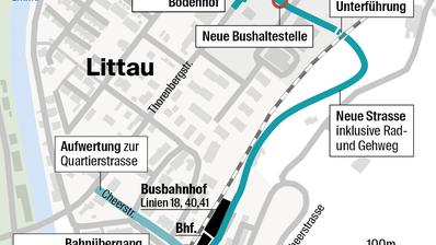 Debakel um die Littauer Cheerstrasse: So haben die Behörden seit 2009 geschlampt
