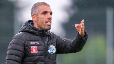 FCL-Trainer Fabio Celestini hat klare Vorstellungen. (Bild: Martin Meienberger)