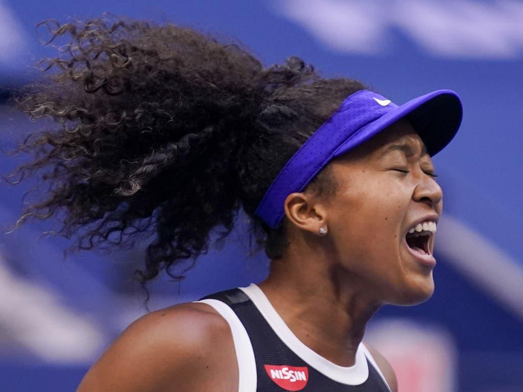 Naomi Osaka, die am besten verdienende Weltsportlerin, holt am US Open ihren dritten Grand-Slam-Titel