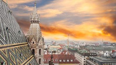 Der Stephansdom in Wien. Seit Montag findet sich die österreichische Hauptstadt auf der Quarantäneliste des Bundesrats. (Bild: PD)