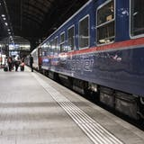 Neue Nachtzüge nach Amsterdam, Rom und Barcelona geplant