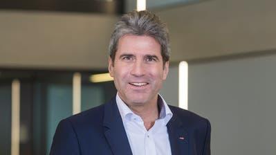 Markus Jordi, Personalchef der SBB, muss in Quarantäne trotz negativem Test. (Christinestrub.ch / christinestrub.ch)