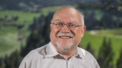 Ruedi Lustenberger. (Bild: Pius Amrein (20. August 2020))