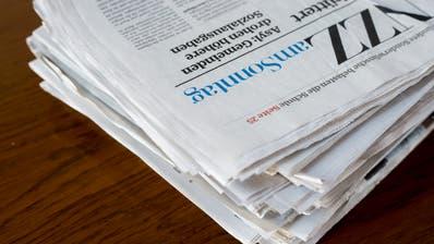 NZZ und «NZZ am Sonntag» sollen stärker zusammenarbeiten. (Keystone)