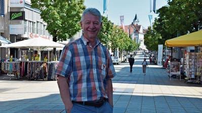 Hans Mäder will als Stadtpräsident in seine Heimatstadt zurückkehren: «Glaube die Haltungen im Stadtrat sind etwas festgefahren»