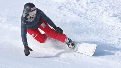 Julie Zogg zählt auf dem Alpinsnwoboard zu den Besten der Welt. (Mario Gaccioli)
