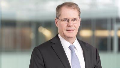 Christian Schmid, designierter Chef der St.Galler Kantonalbank. (Bild: PD)