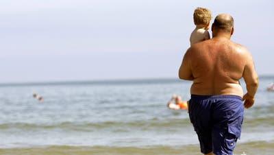 Papa-Blog: Warum gute Väter fett sind