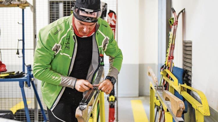 Der Wachswahnsinn im Skizirkus – dasFluorverbot gefährdet die Erfolge von Olympiasieger Dario Cologna