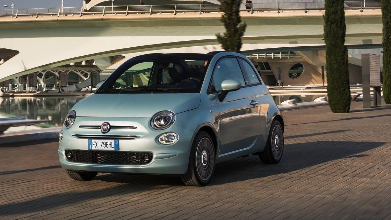 Fiat 500 Hybrid (Bild: HO)