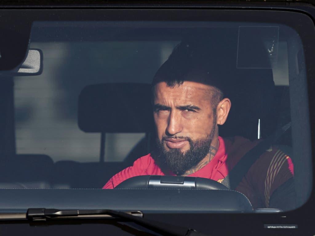 Arturo Vidal vom FC Barcelona ist der Wunschspieler von Inters Trainer Antonio Conte