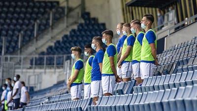 FC Luzern nach Corona-Fall in Selbstisolation