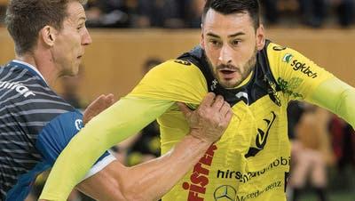St.Otmars Handballer finden auf alles eine Lösung: Trotz dezimierten Kader gewinnen die St.Galler bei GC Amicitia Zürich