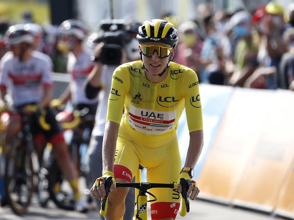 Tadej Pogacar - der Gewinner der 107. Tour de France
