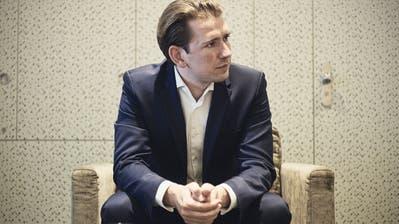 Der österreichische Bundeskanzler Sebastian Kurz will den Kontakt zur Schweiz ausbauen. (Bild: Roland Schmid (Zürich, 19. September 2020))