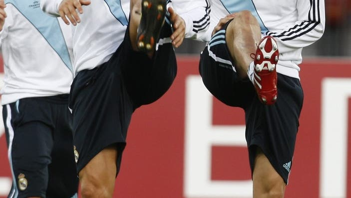 Nächtlicher Anschlag auf das Mannschaftshotel von Real Madrid in Zürich