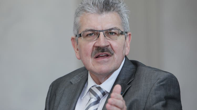 Bundesfeieransprache von Landammann Roland Brogli in Böttstein