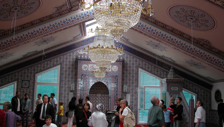 Moschee Wohlen problemlos, Minarett wohl chancenlos
