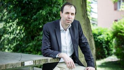 Tobias Straumann ist einer der Preisträger. (Bild: Manuela Jans-Koch)