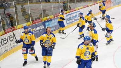 Der EHC Uzwil wurde in der vergangenen Saison Qualifikationssieger in der 3. Liga. (Bild: Tim Frei)