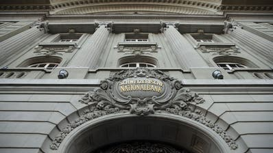 Klima des Sexismus und Lohndiskriminierung? Die Nationalbank steht als Arbeitgeberin in Kritik. (Keystone)