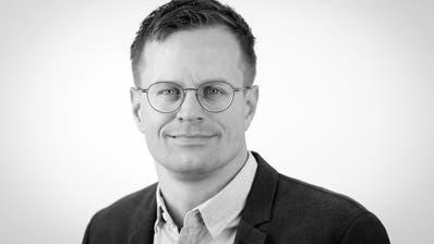 Sportredaktor Christian Brägger. (Hanspeter Schiess)