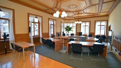 Das Bezirksgericht Weinfelden tagt im obersten Stock des historischen Rathauses. (Bild: Mario Testa)