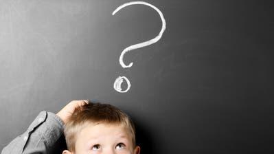 Wieso? Weshalb? Warum? Kinder haben 1000 Fragen. (Bild: Getty)