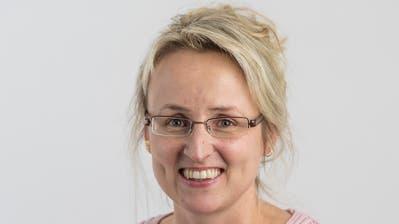 Astrid Zysset, Redaktorin «Appenzeller Zeitung» (Hanspeter Schiess)