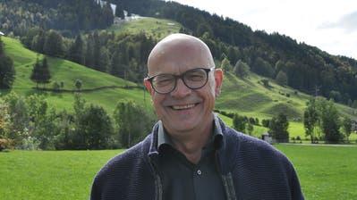 Rolf Züllig hat gut lachen: Ererhielt bei der Wahl um das Gemeindepräsidium in Wildhaus-Alt St.Johann über 71 Prozent der Stimmen. (Bild: Sabine Camedda (Unterwasser, 27. September 2020))