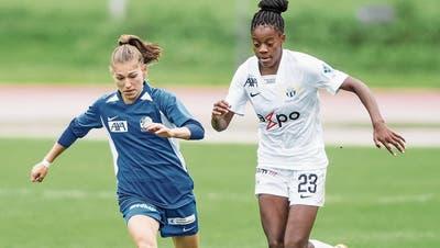 Die Frauen des FC Luzern fühlen den starken Gegenwind– 2:8-Niederlage gegen Zürich