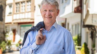 Hans Mäder hat sich eine gute Ausgangslage für den zweiten Wahlgang verschafft. (Bild: PD)