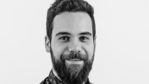 Luca Ghiselli, Reporter Stadtredaktion (Hanspeter Schiess)