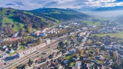 Der Gemeinderat von Wattwil ist komplett (Bild: Martin Lendi)