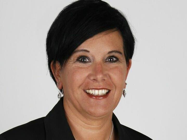 Sabine Büchli-Rudolf (FDP, Mitglied Stadtrat)