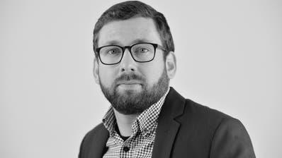 Stefan Rindlisbacher ist neuer Gossauer Schulpräsident und Stadtrat. (Benjamin Manser)