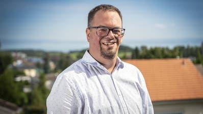 Wird Wittenbachs Schulpräsident: Thomas Meister. (Ralph Ribi)