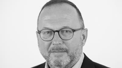 Daniel Wirth, Leiter Ressort Stadt (Ralph Ribi)