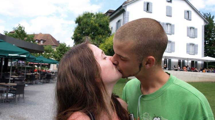 Tag des Kusses: Deshalb küssen wir uns