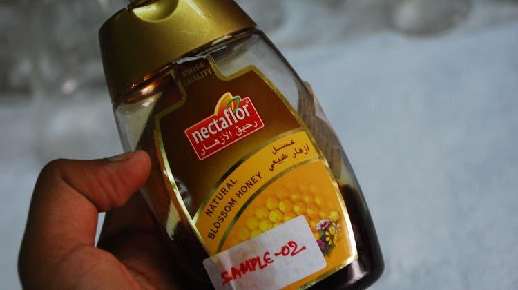 Honig aus der Schweiz mit Antibiotika verseucht?