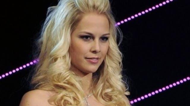 Miss Schweiz Linda Fäh will als Sängerin gross rauskommen