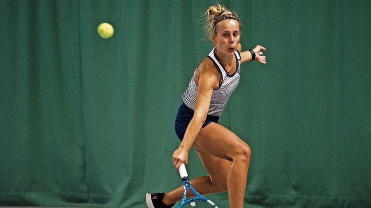 Die Tennisspielerinnen von Luzern Lido steigen in NLA auf – vielleicht
