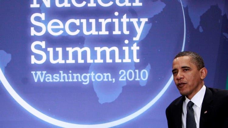 Obama will die Welt vor einem atomaren Terroranschlag retten