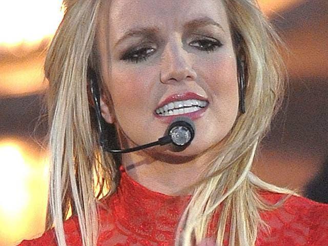 Britney Spears bewegt bei Konzerten nur die Lippen (Archiv) Britney Spears bewegt bei Konzerten nur die Lippen (Archiv)