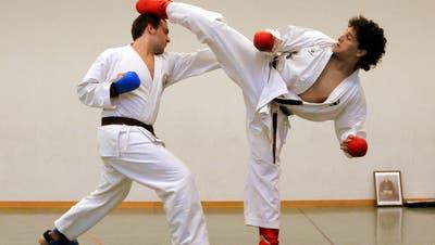 Grenchner Karatekämpfer auf Titeljagd