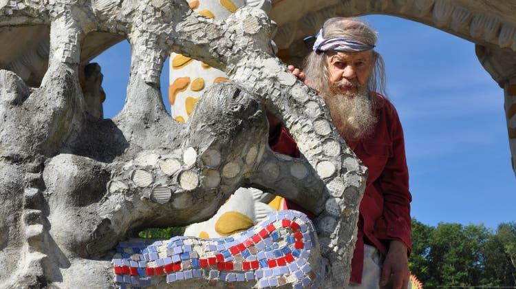 Der Schweizer Gaudí wird 80 Jahre alt