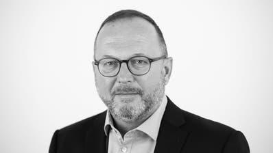 Daniel Wirth, Leiter Stadtredaktion. (Bild: Ralph Ribi)