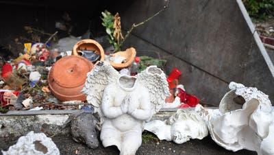 Grabschänder von Oberrohrdorf: Der Schock sitzt tief